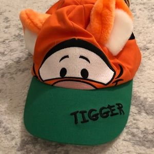 651d17ce2a0 Disney Accessories - Disney Toddler Tigger orange tiger tail hat